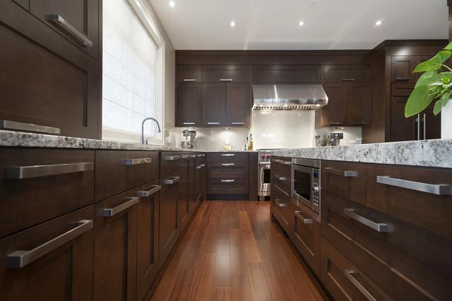 Kitchen - Transitional - Kitchen - Vancouver - by Old ...