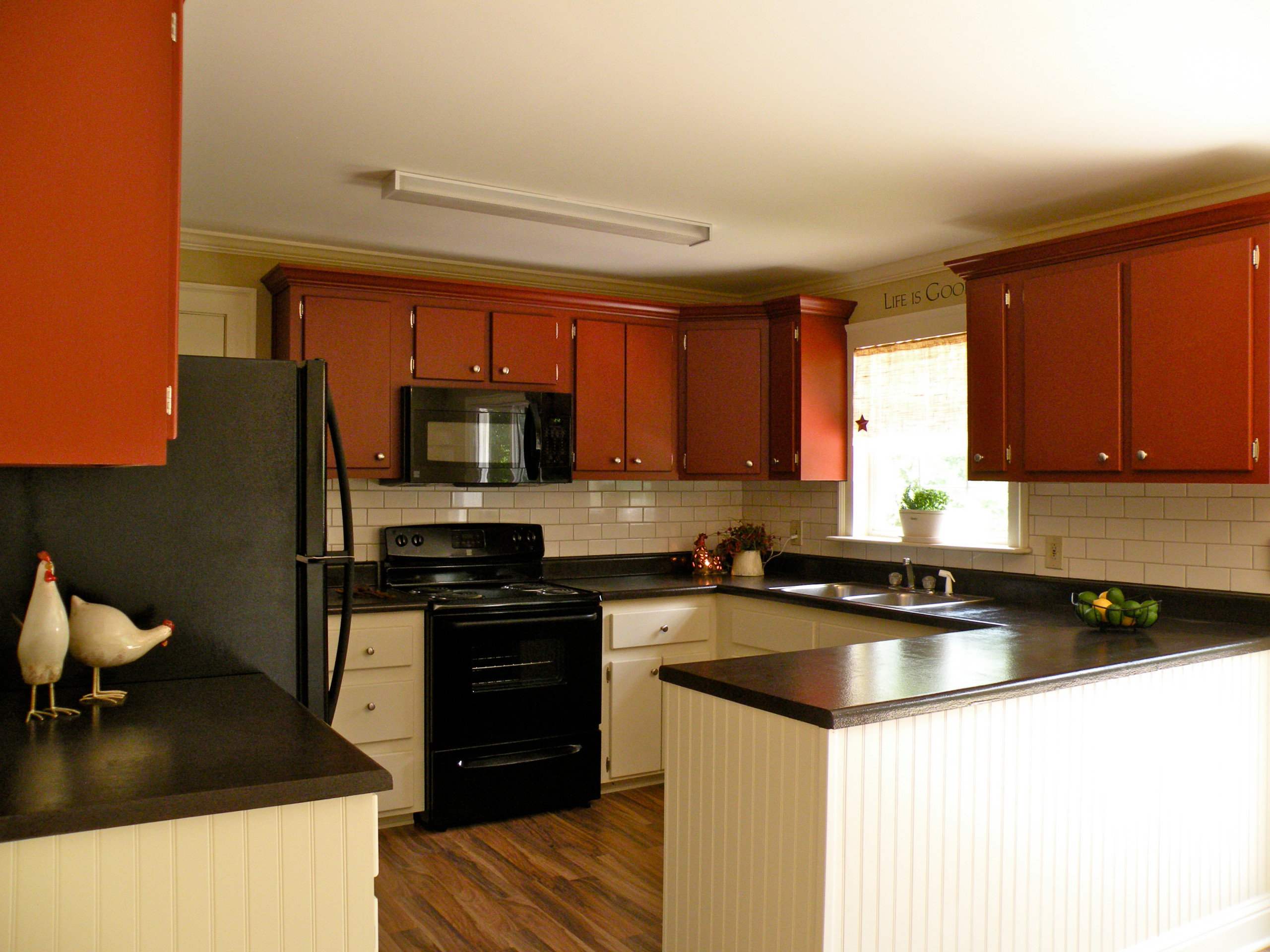 Kitchen on a shoestring budget