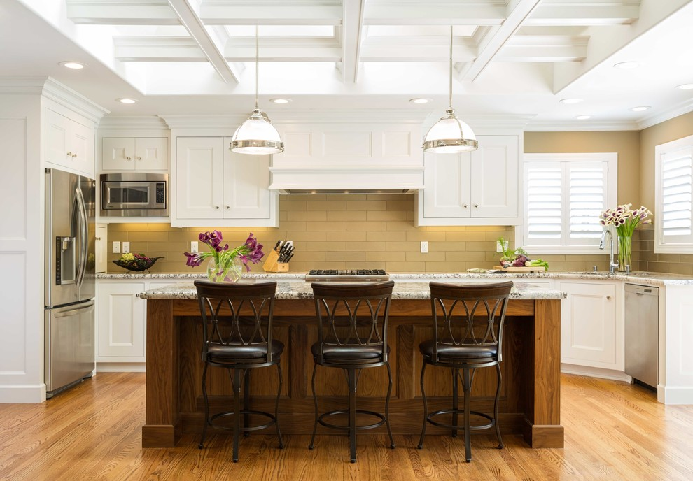 Kitchen One Point Perspective Contemporary Kitchen Kansas City By Jeff Rumans Photography