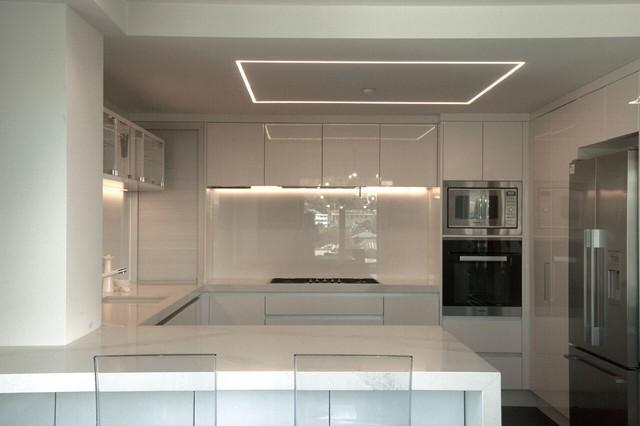 Kitchen Modern Kitchen Auckland By Orb Design