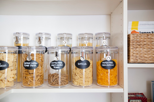 Easy Pantry Organization Tools