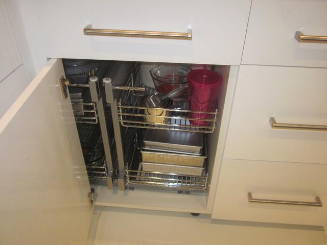 Kitchen Organizing contemporary-kitchen