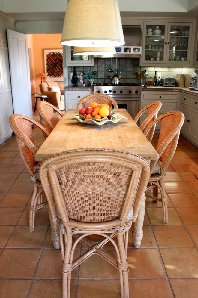 Kitchen Overview - Traditional - Kitchen - San Francisco ...