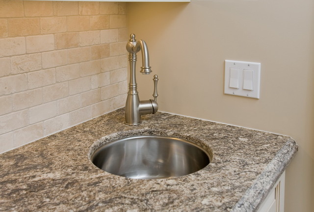 Kitchen Sinks Toronto : Kitchen pantry bar sink - Traditional - Kitchen - toronto - by ...