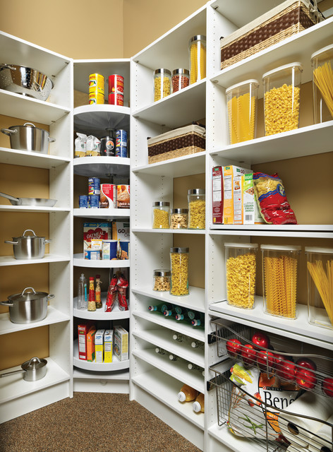 Kitchen Pantry contemporary-kitchen