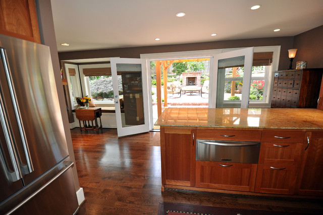 kitchen designs with patio doors kitchen patio doors traditional kitchen seattle by 440