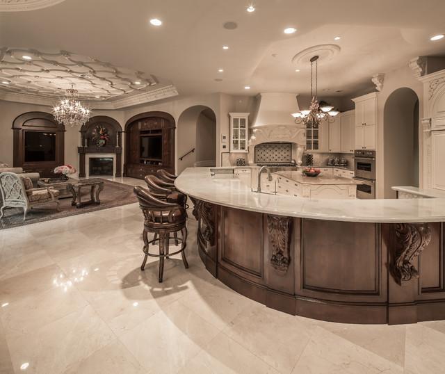 Kitchen Mediterranean Kitchen Houston By Patrick Berrios Designs