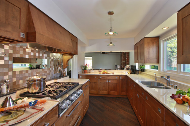Kitchen Planned For Convenience Traditional Kitchen San Diego By Hedy