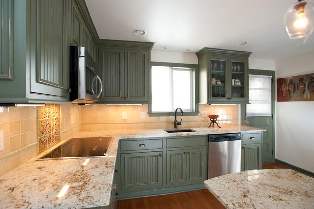 Kitchen Planning, Design, Installation, Remodeling traditional-kitchen