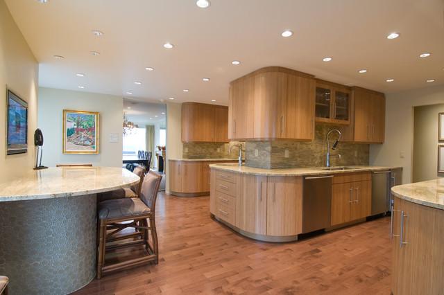 Kitchen Planning, Design, Installation, Remodeling modern-kitchen