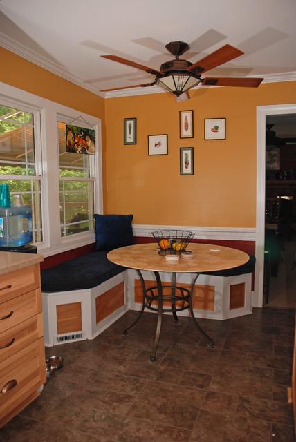 Kitchen Planning Ideas traditional-kitchen