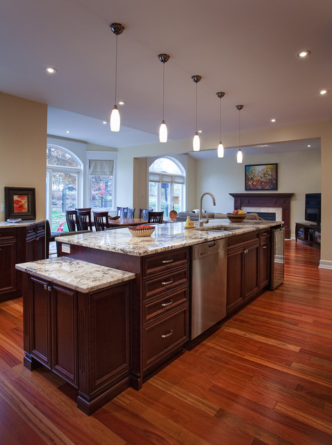 Kitchen Portfolio Traditional Kitchen Other Metro By Castlecorp