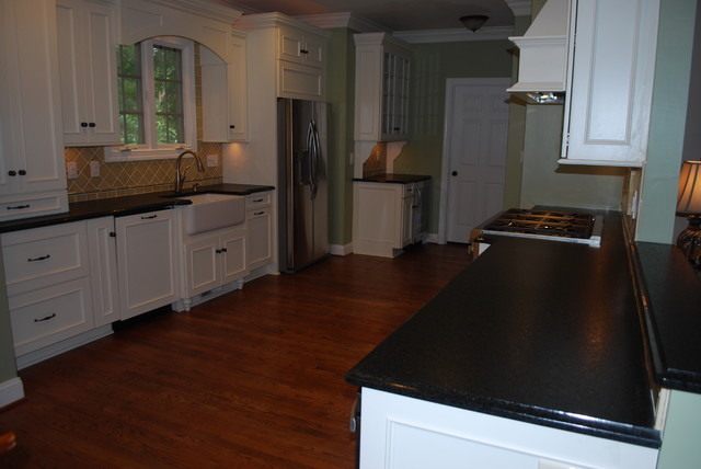 Kitchen Project traditional-kitchen