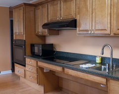 Kitchen Projects by DJs Home Improvements  kitchen