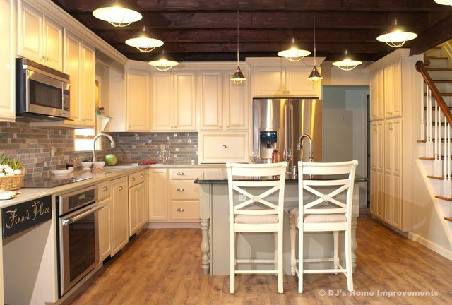 Kitchen Projects by DJ's Home Improvements eclectic-kitchen
