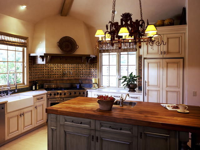 Kitchen projects traditional kitchen