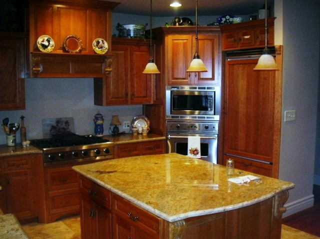 Kitchen Projects - Traditional - Kitchen - Philadelphia - by Eppinette ...