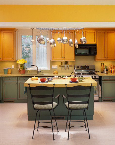 Kitchen Projects in Washington DC traditional-kitchen