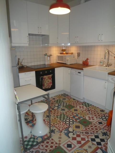 Kitchen Projects - Patchwork - Clásico renovado - Cocina - Sevilla ...