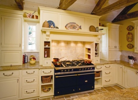 Kitchen Range Hoods eclectic kitchen