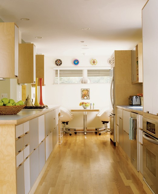 Eclectic Kitchens: By Rariden