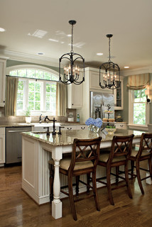 Kitchen - Traditional - Kitchen - Raleigh