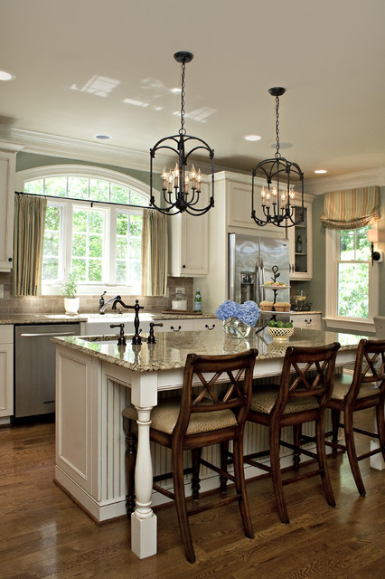 Kitchen traditional kitchen raleigh by driggs designs for Kitchen design houzz