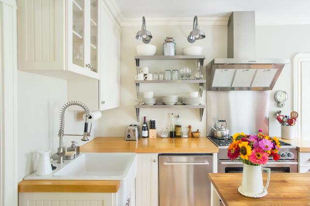 Kitchen Recipes: Newton Kitchen Remodel - Farmhouse - Kitchen ...