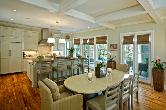 Kitchen Transitional Kitchen Charleston By Red Element Design Studio