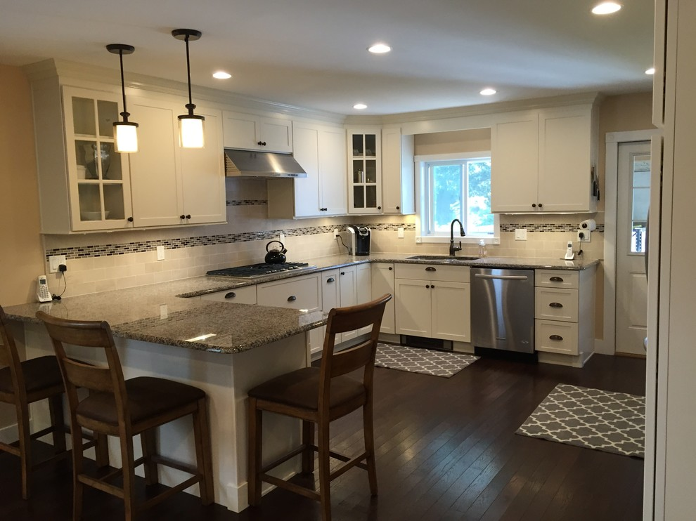 Kitchen Redesign in Niantic CT - Traditional - Kitchen ...