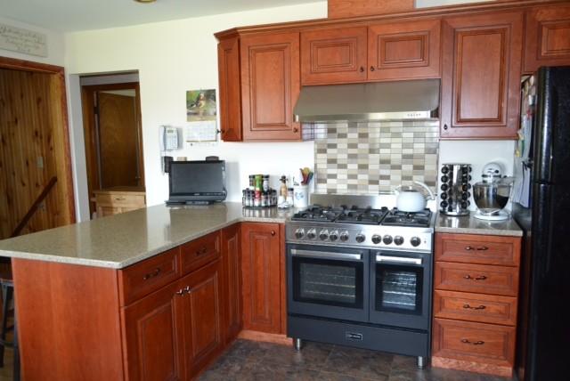 http houzz com photos kitchen redesign kitchen burlington - Kitchen Redesign