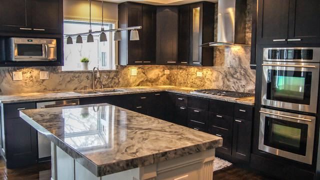 Kitchen Redesign Modern Kitchen Countertops Other
