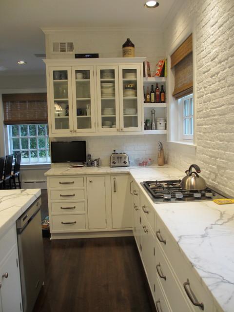 Kitchen Redo traditional-kitchen