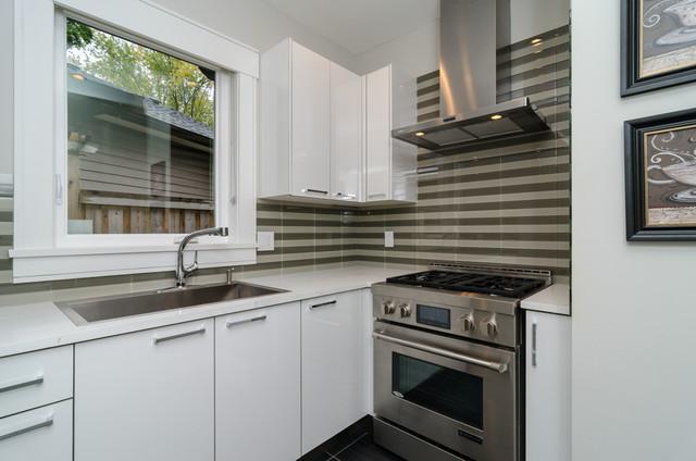 Kitchen Modern Kitchen Vancouver By Redrose Woodworking Design Ltd