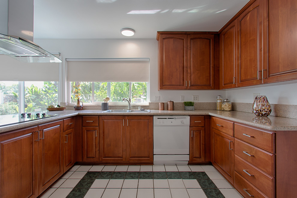 Kitchen Refaced for Rental Property - Contemporary ...