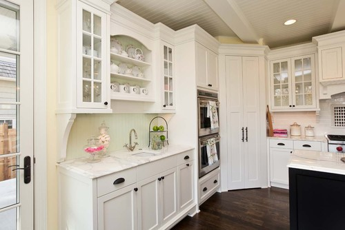 Can I Have Kitchen Pantry Doors Same As The Rest Of The