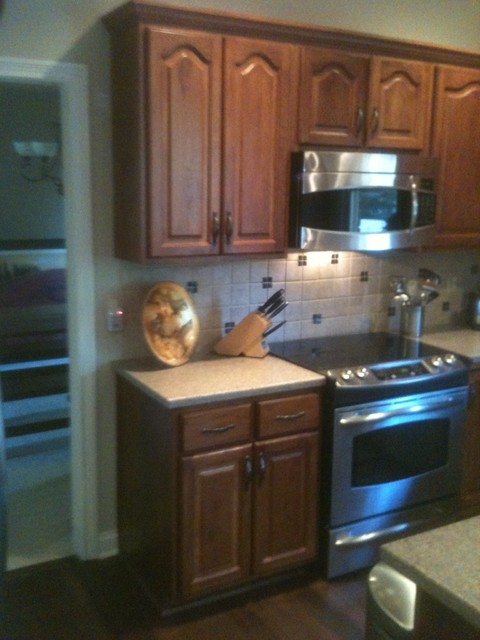 Kitchen remake traditional kitchen indianapolis by for Kitchen remake