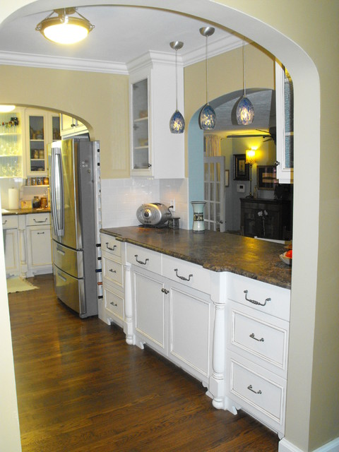 Kitchen Remodel 1930s Home