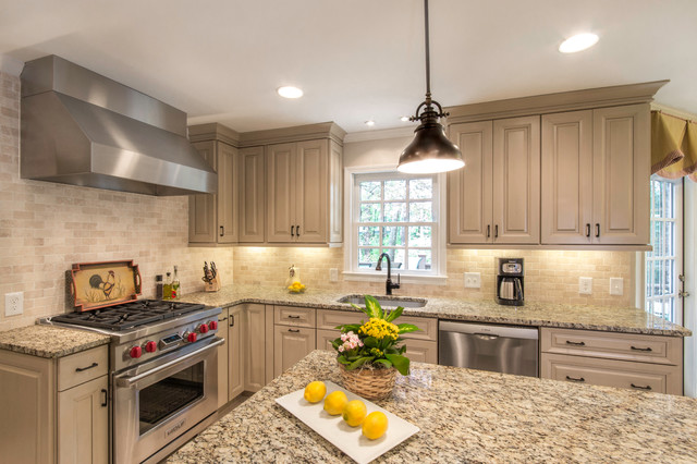 Kitchen Remodel 1980 S Transformation Traditional