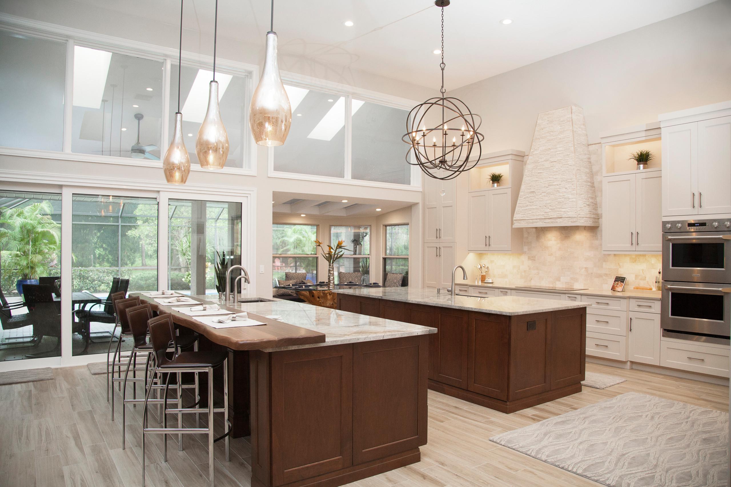 kitchen remodel/after