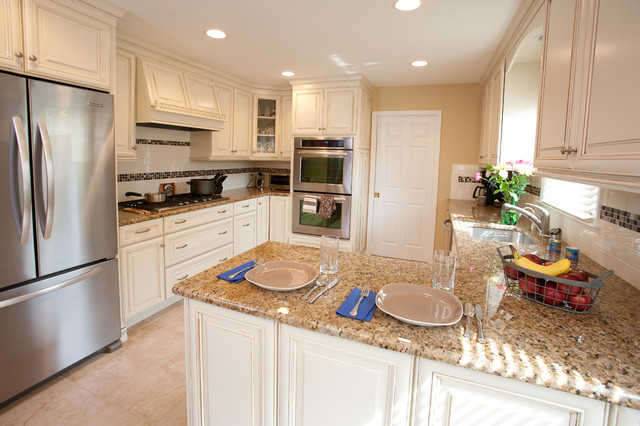 Kitchen Remodel - After traditional-kitchen