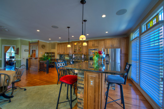 Kitchens by Rendon traditional-kitchen