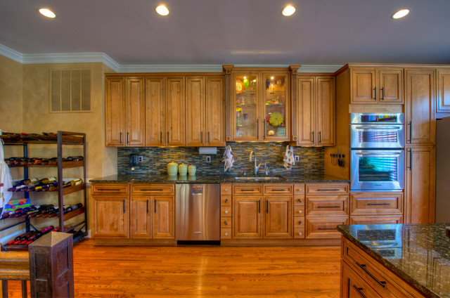 Kitchen Remodel In Alexandria Va Traditional Kitchen Other Metro By Rendon Remodeling