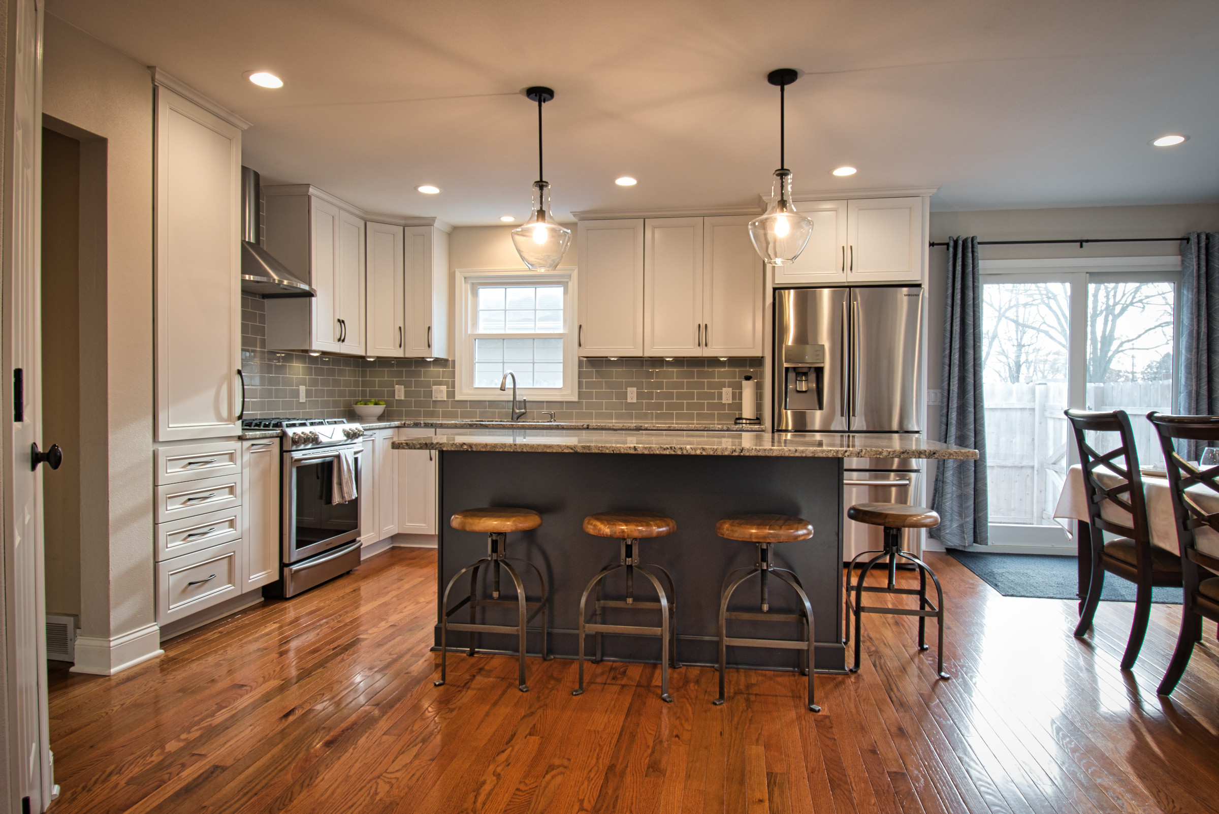 Kitchen Remodel and Dining Addition