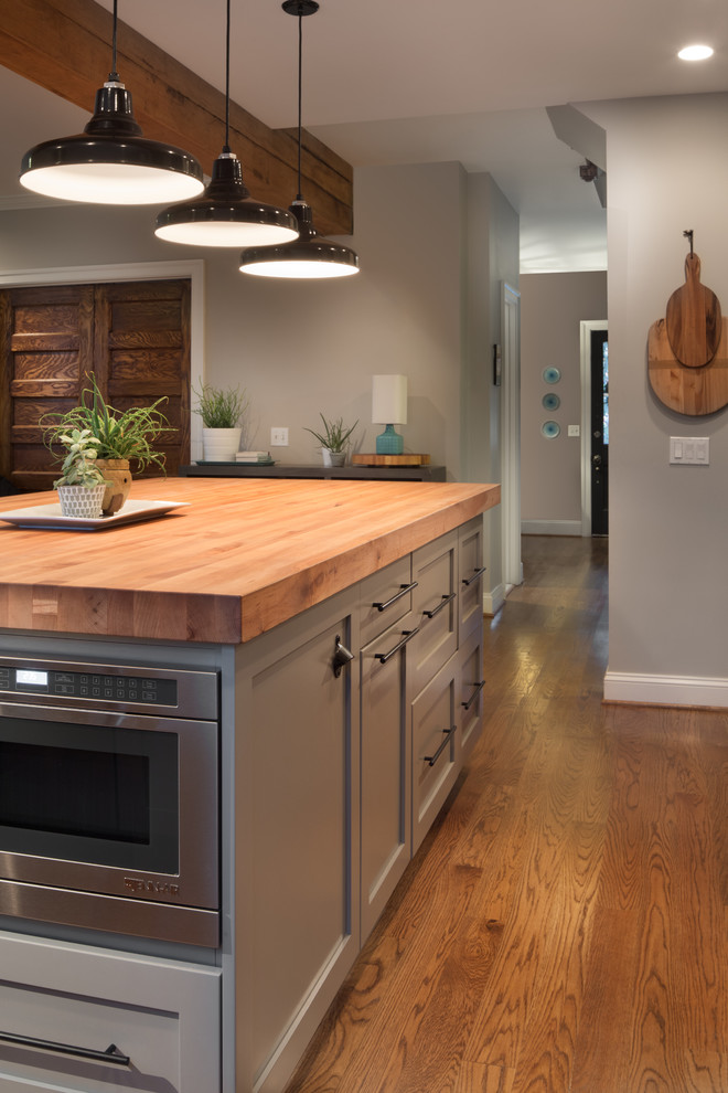 Kitchen Remodel and Expansion in Brookland, Washington, DC ...
