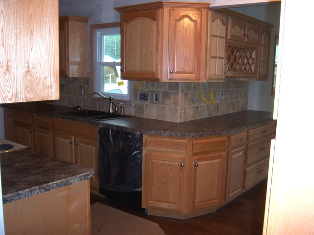 Kitchen Remodel & Family Room Addition traditional-kitchen