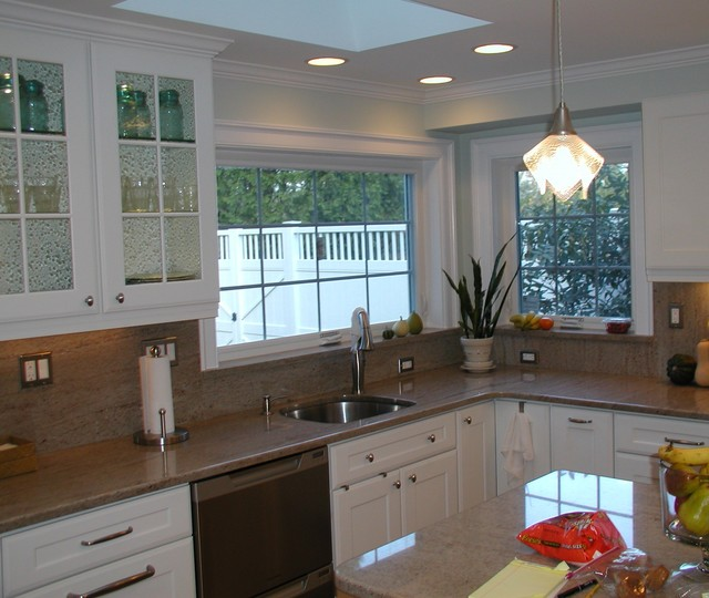 Kitchen Remodel And Family Room Addition In Windsor Ct Contemporary Kitchen Other By