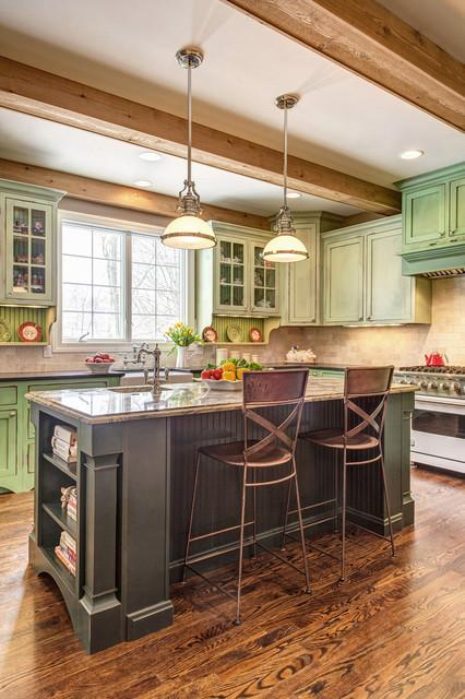 Kitchen Remodel - B traditional-kitchen
