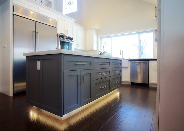 Inspiration for a kitchen remodel in San Francisco