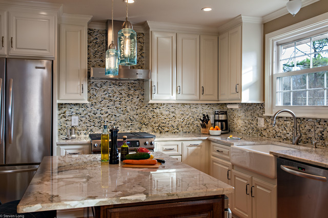 Kitchen remodel brentwood tn traditional kitchen for Raised ranch kitchen designs